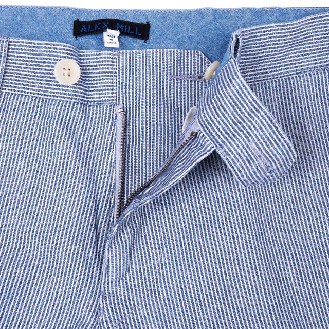 Railroad Striped Pant Thumbnail