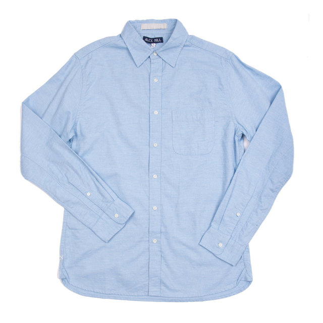 HEATHER LIGHTWEIGHT OXFORD SPORT SHIRT Thumbnail