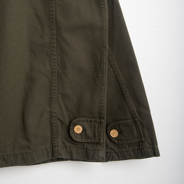 Fisherman's Jacket - Green Thumbnail