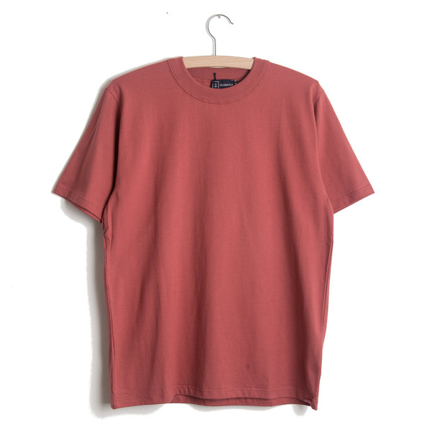 Tee Shirt - Manganese Red Thumbnail