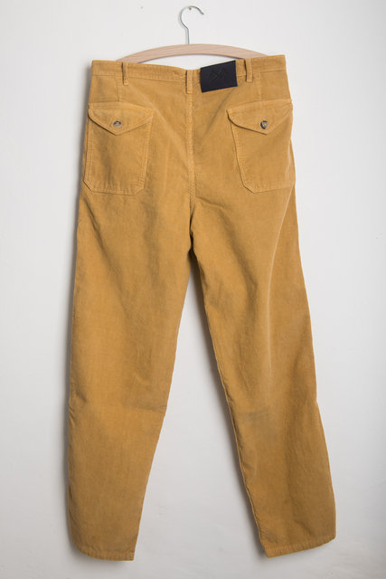 Pant Suedois - Yellow Cord