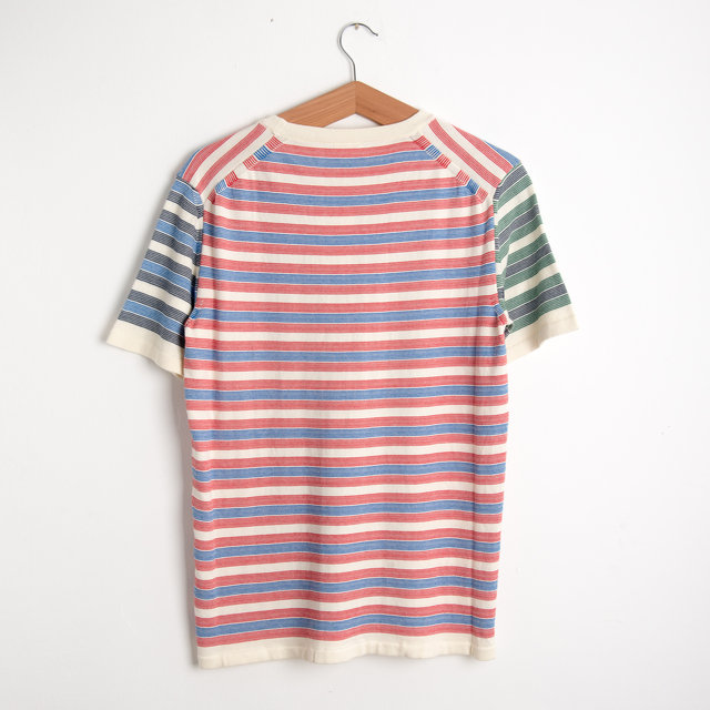 Style 07-1 Multi Stripe w contrasting sleeves Thumbnail