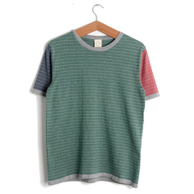 Style 11-1 - Dark Green Stripe