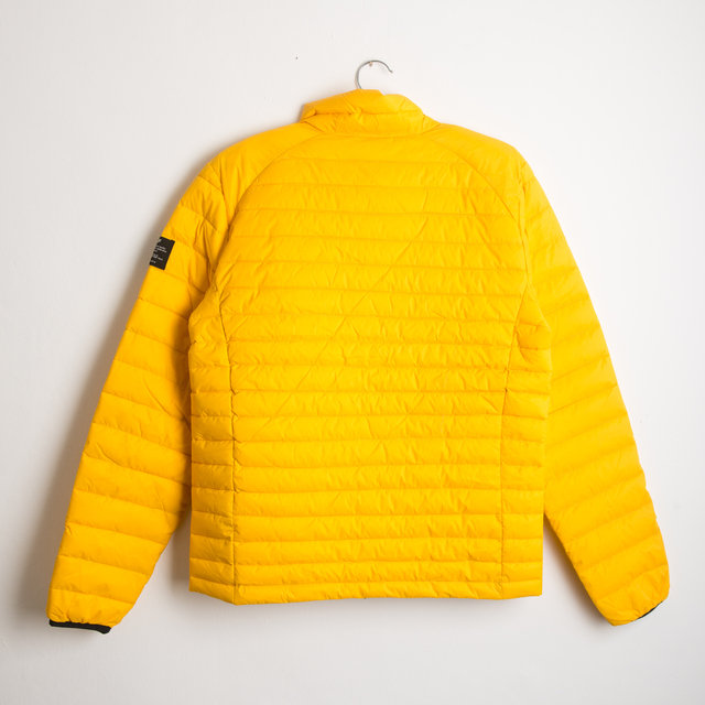 Beret Down Jacket - Yellow Thumbnail