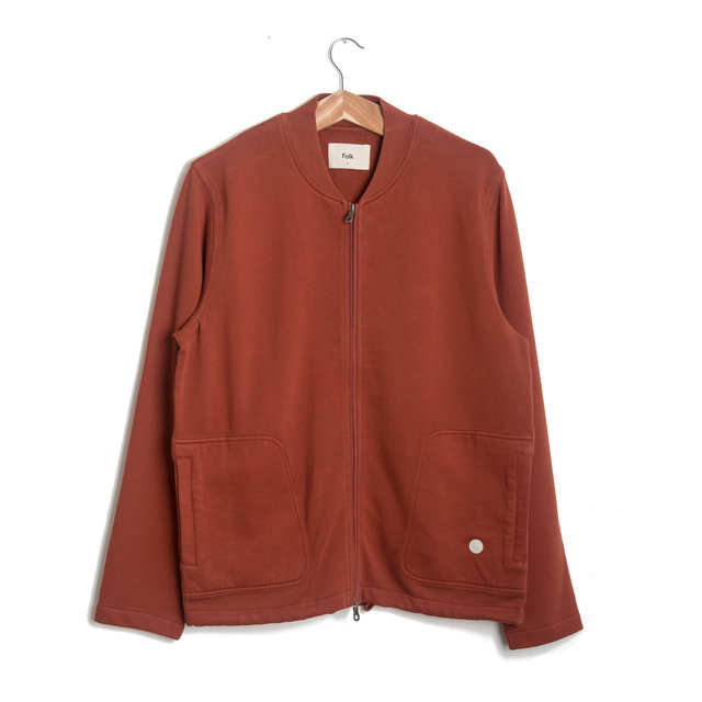 Combination Bomber - Desert Red Thumbnail