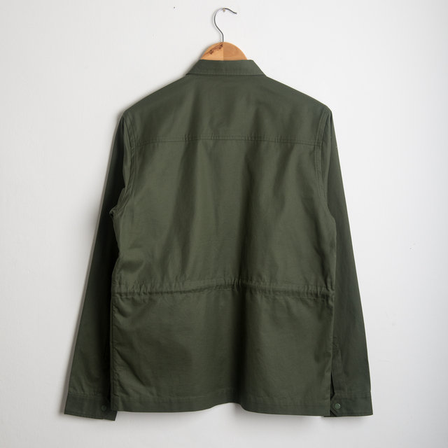 Painters Jacket - Military Green