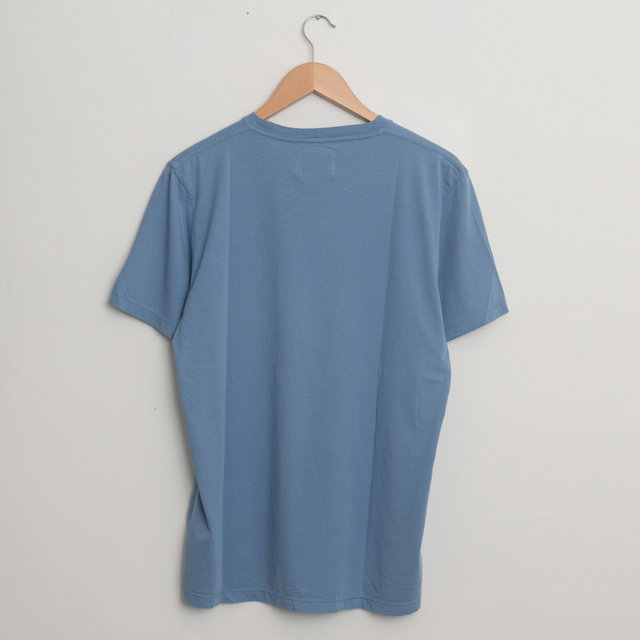 Assembly Tee - Blue Thumbnail