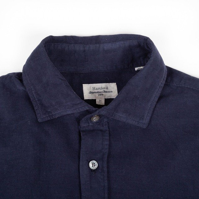 Paul Pat Corduroy - Navy