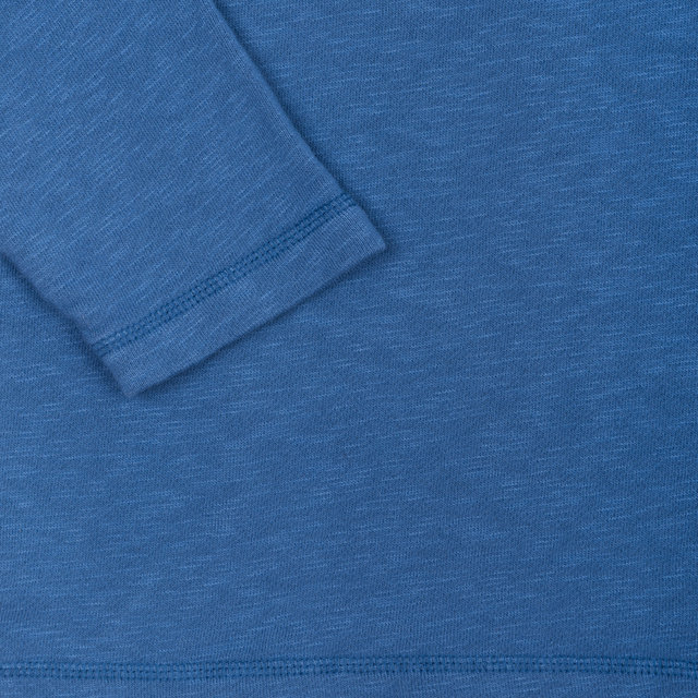 Light Fleece Crew - Light Blue Thumbnail