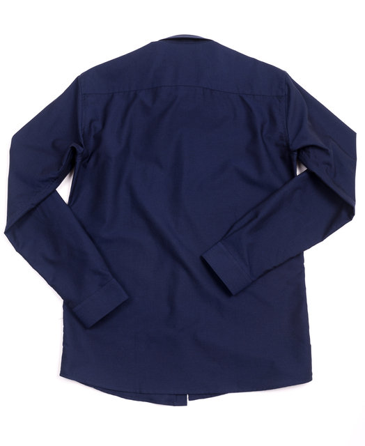 Grit PC Shirt - Navy Thumbnail