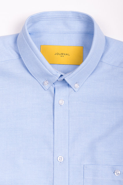 Grit PC Shirt - Blue Thumbnail