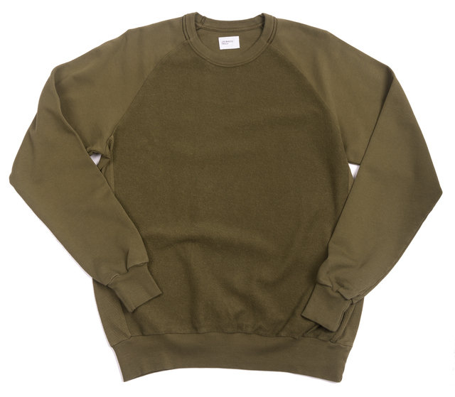 Le Sweatshirt - Army