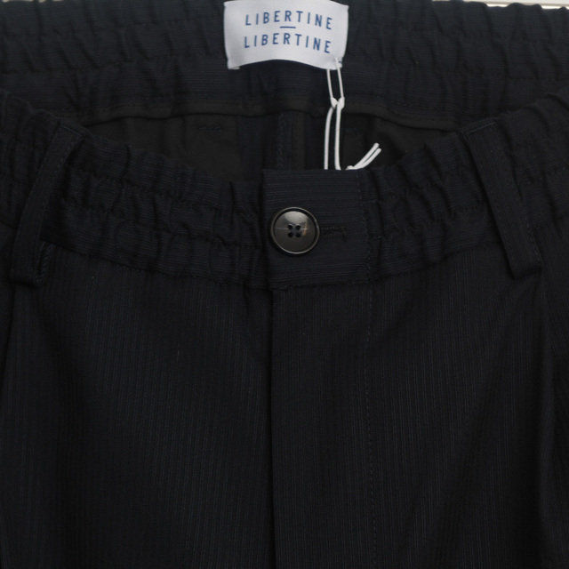 HELTERSKELTER TROUSERS - DARK NAVY