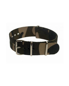 20mm Multirole Camouflage NATO Strap Thumbnail