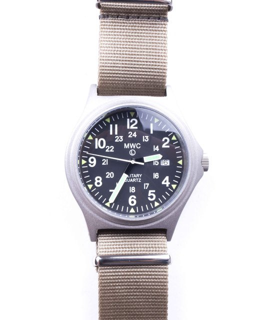 G10BH 12/24 50m Water Resistant Military Watch Thumbnail