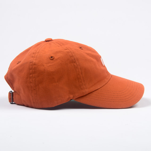 LIGHT TWILL SPORTS CAP - BURNED RED Thumbnail