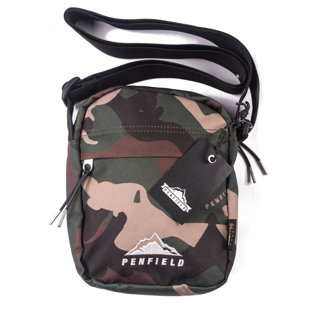 DOWNEY SHOULDER BAG - CAMOUFLAGE Thumbnail