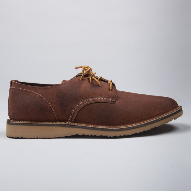Weekender Oxford - Red Maple Muleskinner Thumbnail