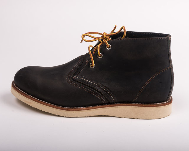 Work Charcoal Chukka Thumbnail