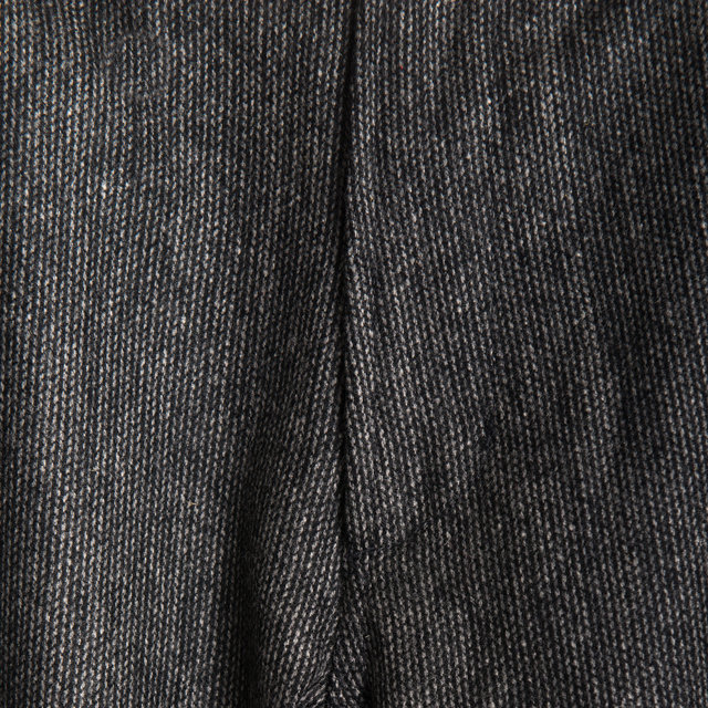 Aston Pant - Grey Suiting Wool Blend