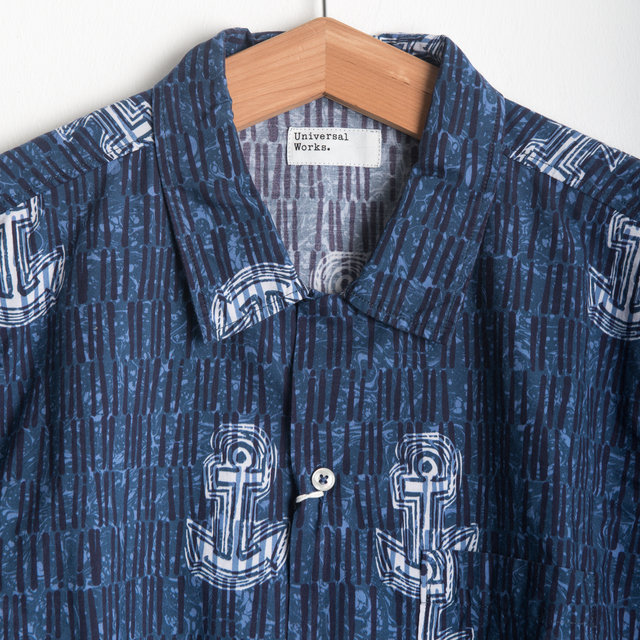 Road Shirt - Anchor St Ives Thumbnail