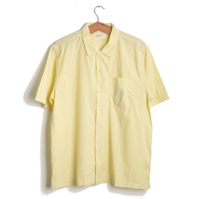 Road Shirt - Lemon Thumbnail