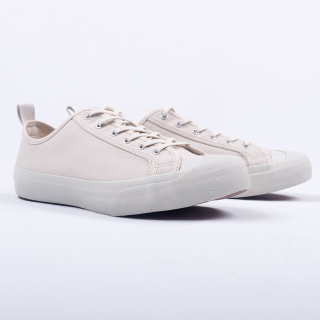 Wing Tip Trainer - Cream Thumbnail