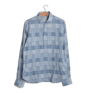 Polo - Striped Madras