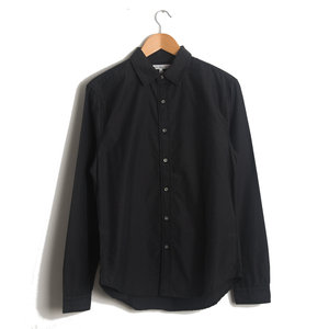 End on End School Shirt - Black