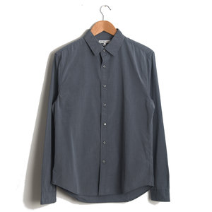 End on End School Shirt - Slate