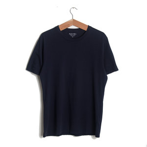 Standard Cotton Jersey Tee - Deep Navy