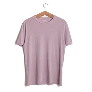Standard Cotton Jersey Tee - Rose