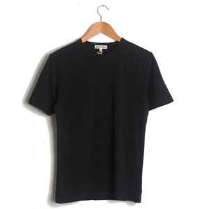 Standard Slub Cotton Tee - Black