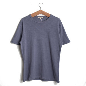 Standard Slub Cotton Tee - Ceil Blue