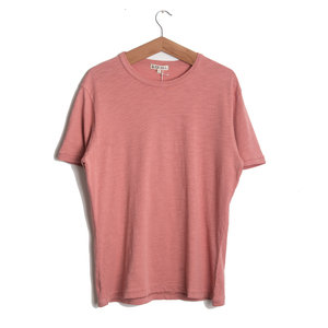 Standard Slub Cotton Tee - Dusty Rose
