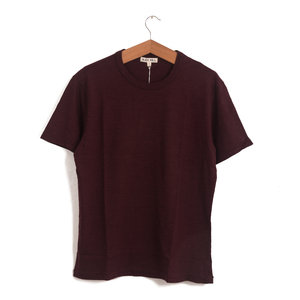 Standard Slub Cotton Tee - Port