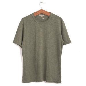 Standard Slub Cotton Tee - Sea Spray