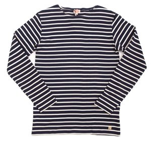 Classic Breton Long Sleeve - Navy/Nature