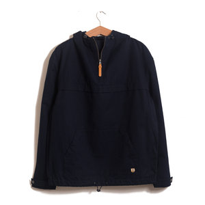 Overhead Fisherman's Smock - Dark Navy