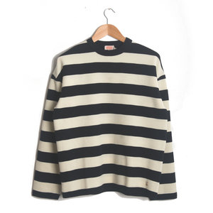 Pull Boxy Heritage Wool Sweater