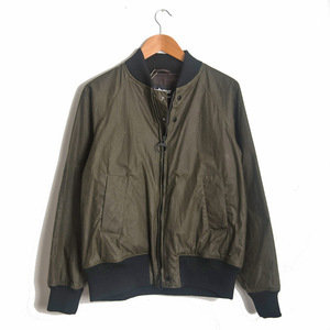 Dumbo Waxed Cotton Jacket - Archive Olive