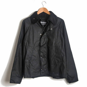 Graham Waxed Cotton Jacket - Black
