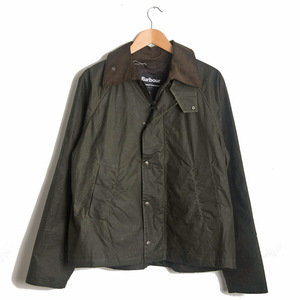 Graham Waxed Cotton Jacket - Olive