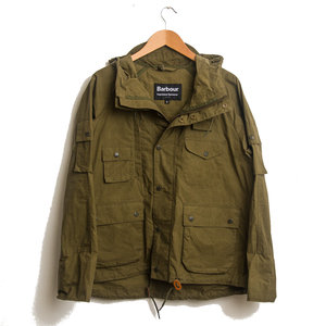THOMPSON COMMANDO JACKET - OLIVE