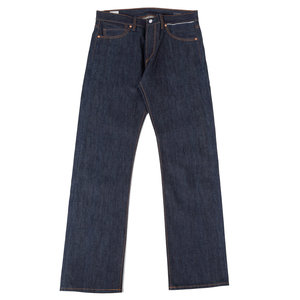 B-02 REGULAR 15 oz. VINTAGE INDIGO SELVEDGE