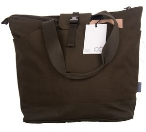 North South Tote with Long Handle