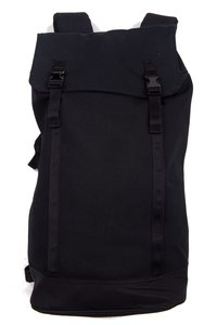 Slim Backpack in Canvas
