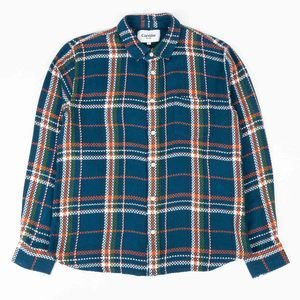 Acid Plaid Navy