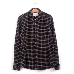 Black Check Flannel