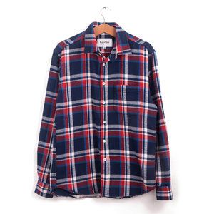 Blanket Plaid - Navy